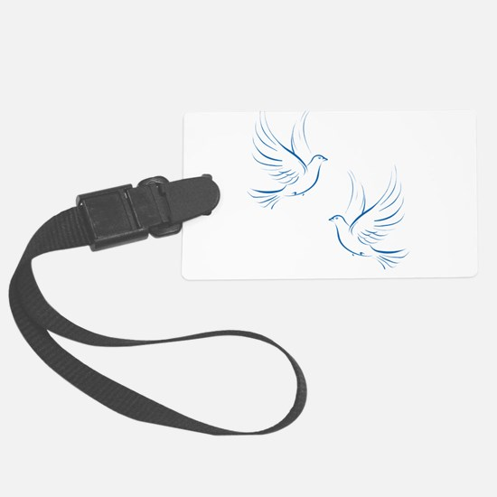 dove3.png Luggage Tag