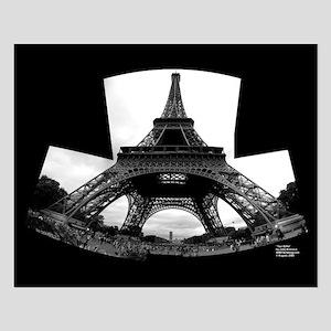 Tour Eiffel Small Poster