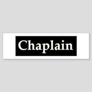 Pastoral Care Bumper Sticker