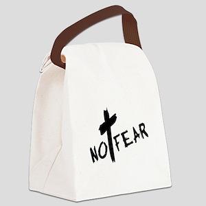 nofear3 Canvas Lunch Bag