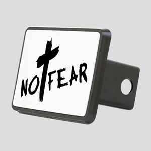 nofear3 Rectangular Hitch Cover