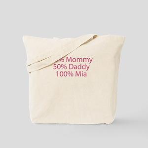 100% Mia Tote Bag