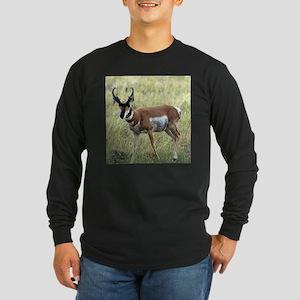 Antelope Long Sleeve Dark T-Shirt