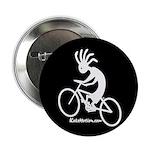 Kokopelli Mountain Biker Button