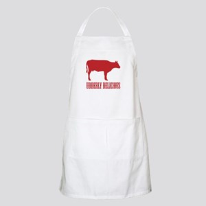 BBQ is Udderly Delicious Apron