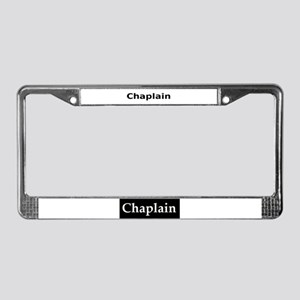 Pastoral Care License Plate Frame