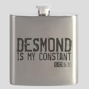 Desmond Is My Constant Flask