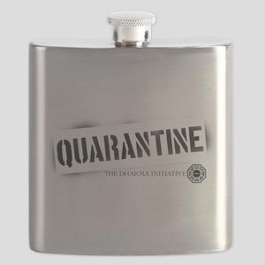 Quarantine- The Dharma Initiative Flask