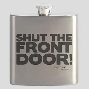 Shut the Front Door! Flask