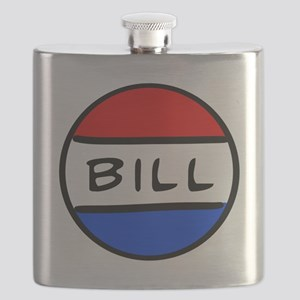 Bill Button - Schoolhouse Rock! Flask