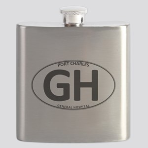 General Hospital - GH Oval Flask