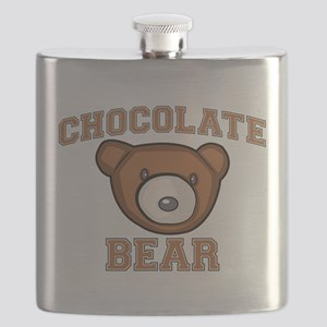 Chocolate Bear Flask