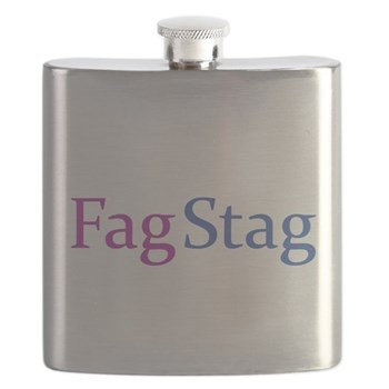 Fag Stag Flask