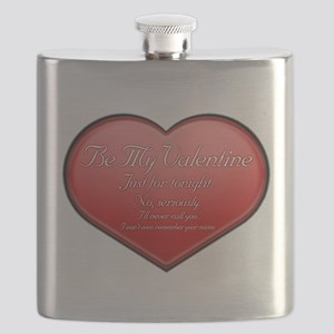 One Night Valentine Flask