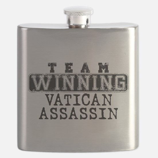 Team Winning - Vatican Assassin Flask