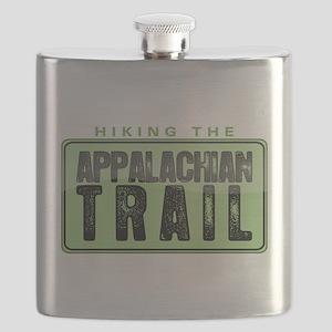 Hiking the Appalachian Trail Flask