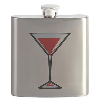 Vampire Martini Flask