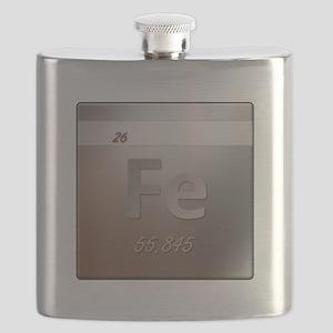 Iron (Fe) Flask