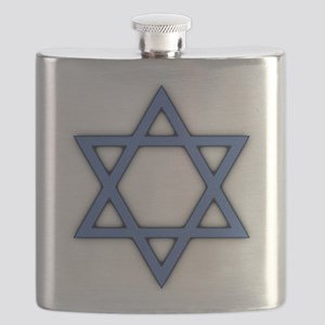 Star of David Flask