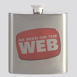 As Seen on the Web Flask