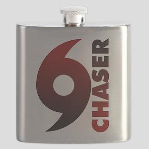 Hurricane Chaser Flask