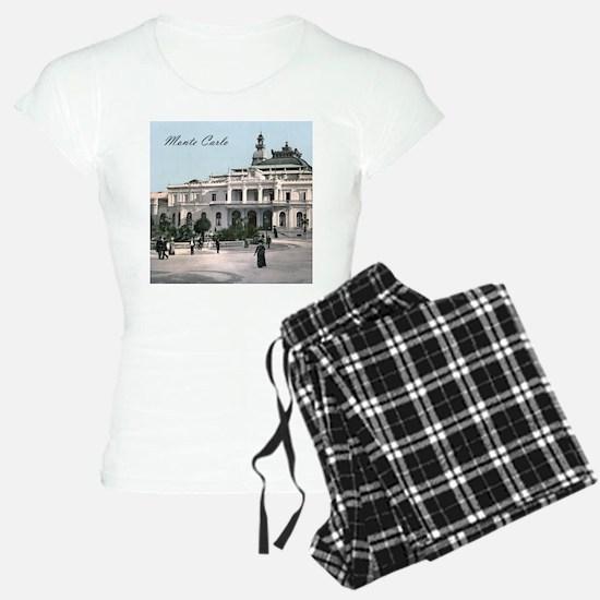 Vintage Monte Carlo Casino Pajamas