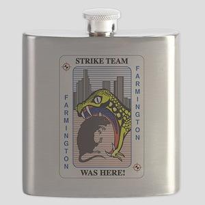 STRIKE TEAM was here Flask