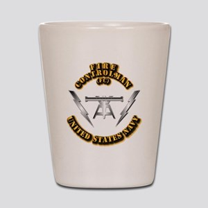 Navy - Rate - FC Shot Glass