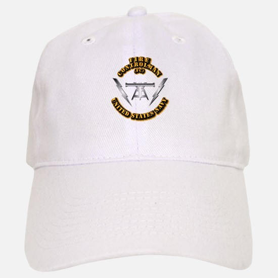 Navy - Rate - FC Baseball Baseball Cap