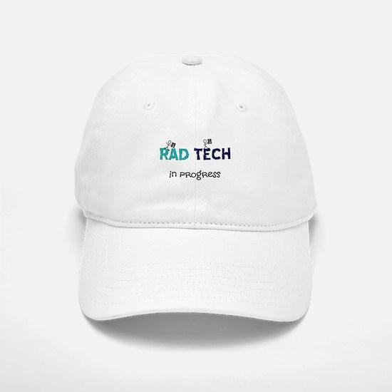 rad tech in progress blue.PNG Baseball Baseball Cap