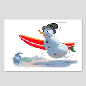 sUrFeR sNoWmAn Postcards (Package of 8)