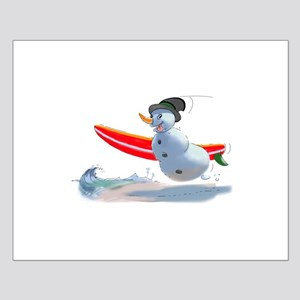 sUrFeR sNoWmAn Small Poster