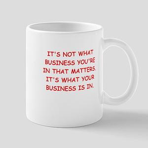BUSINESS Mug
