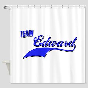 Team Edward Shower Curtain