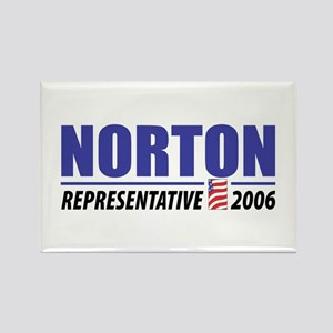 Norton 2006 Rectangle Magnet