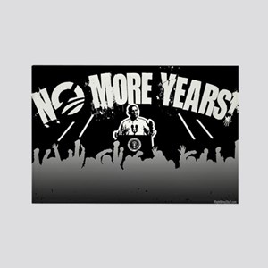 No More Years! Rectangle Magnet