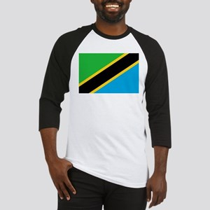 tanzania flag Baseball Jersey