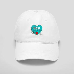 Best Nursing Preceptor blue Cap