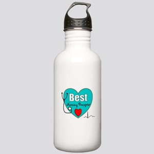 Best Nursing Preceptor blue Stainless Water Bo