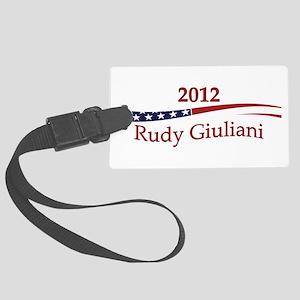 RudyGiuliani Large Luggage Tag