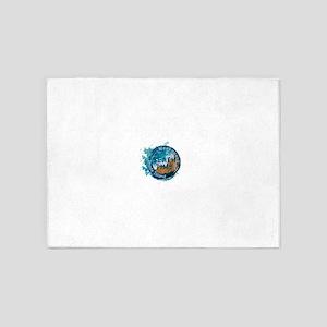 Rhode Island - Weekapaug 5'x7'Area Rug