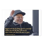 Good to yourself Postcards (Package of 8)