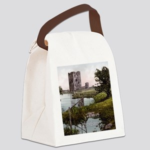 Scotland Threave Castle Canvas Lunch Bag