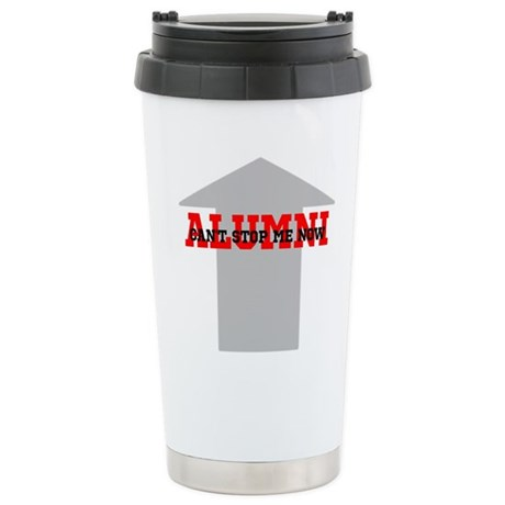 Alumni Stainless Steel Travel Mug