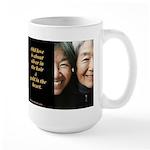 Old love Large Mug