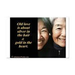 Old love Mini Poster Print