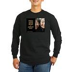 Old love Long Sleeve Dark T-Shirt