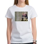 'Give your best' Women's T-Shirt