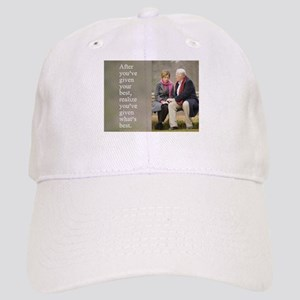 'Give your best' Cap