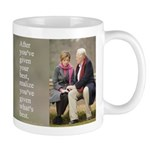 'Give your best' Mug